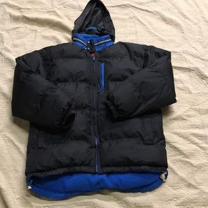 Pacific Flyer Puffer Jacket
